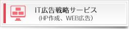 IT広告戦略サービス(HP作成、WEB広告)